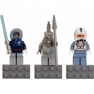 Lego zestaw magnesów magnesy Star Wars 853130