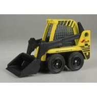 Mattel auto Matchbox Koparka Skidster Żółta 39/75Z