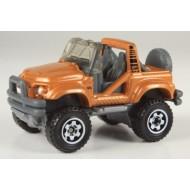 Mattel auto Matchbox Cliff Hanger Jeep 55/75