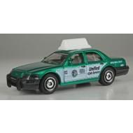 Mattel Matchbox Taxi Ford Crown Victoria '06 68/75