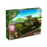 Klocki BanBao 8246 Armia Czołg FV-9876 120 el.