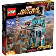 Lego Super Heroes Atak na wieżę Avengers 76038