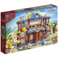 Klocki BanBao 6602 Dynastia Tang Obrona Świątyni