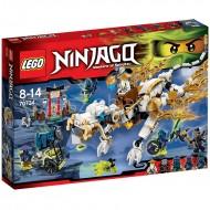 Klocki Lego Ninjago Smok Mistrza Wu 70734