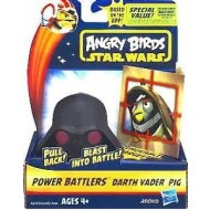 Hasbro Angry Birds Star Wars Power battlers Darth Vader A2497
