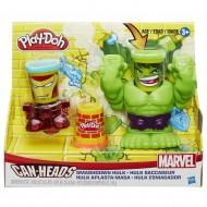 Play Doh Marvel Miażdżący Hulk B0308