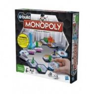 Hasbro Monopoly U-Build Gra planszowa 18361