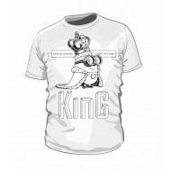 Minionki 1 koszulka do kolorowania 7-8 lat