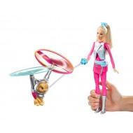 Barbie Gwiezdna Przygoda Barbie i latający kotek