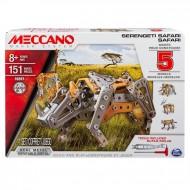 Meccano Core - MULTI zestaw 5 modeli - safari