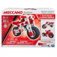 Meccano Junior - potężne motory