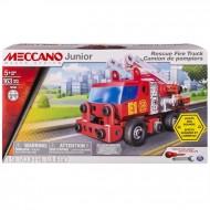 Meccano Junior - wóz strażacki deluxe