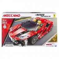 Meccano Core - Ferrari GTB 488 Roadster