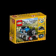 Klocki Lego Creator Niebieski ekspres 31054
