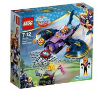 Klocki Lego DC Super Hero Girls Batgirl pościg