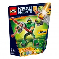 Klocki Lego Nexo  Zbroja Aarona 70364