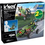 K'nex samochów wyścigowy 2w1