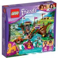 Klocki Lego Friends Spływ Pontonem 41121