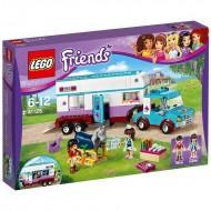 Klocki Lego Friends Przyczepa dla koni 41125