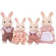 Sylvanian Families Rodzina biszkoptowych królików