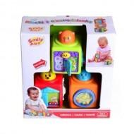 Klocki z niespodzianką zabawka dla dzieci 0613a